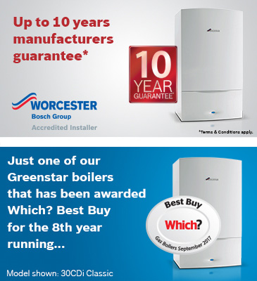 Worcester Boiler Guarantee Ceredigion